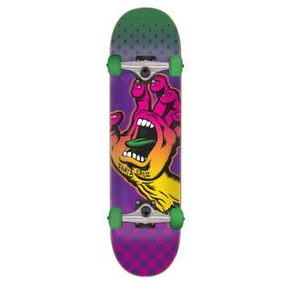Santa Cruz Skateboards UK - Aura Hand Sk8 Complete