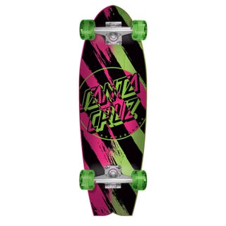 Santa Cruz Skateboards - Cruzer Complete Bush Dot 27.7""