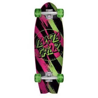 """Santa Cruz Skateboards - Cruzer Complete Bush Dot 27.7"""""""