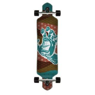 "Santa Cruz Skateboards - Monyo Hand 41"" Complete Cruzer"