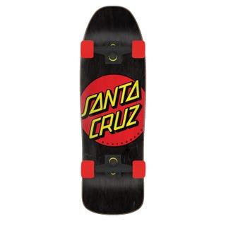 "Santa Cruz Classic Dot 80' Cruzer 31.7"" Skateboard Complete"