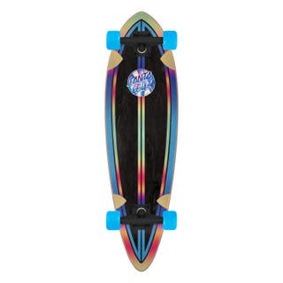 Iridescent Dot Pintail 33""