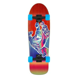 Iridescent Hand Shaped Cruzer 31.7""