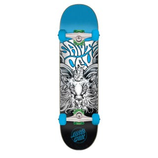 "Santa Cruz Skateboards Completes. Summoner 8.25"" Blue"