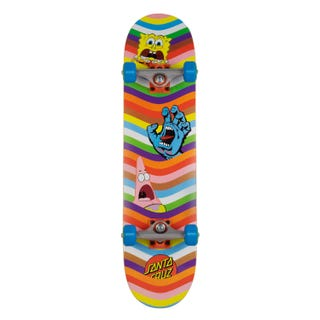 Santa Cruz EU - SpongeBob Waves Skateboard Complete 7.5""