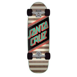 """Santa Cruz Street Skate Cruzer 29.05"""" Multi"""