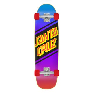 "Santa Cruz Street Skate Complete Cruzer 29.4"" Purple / Red"