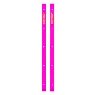 Santa Cruz Slimline Skateboard Rails Pink