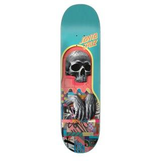 "Santa Cruz Skateboards - Primal Chant Everslick 8.5"" Deck"