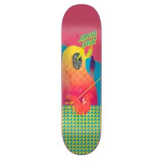 "Santa Cruz Skateboard Decks. Asta Being Everslick 8"" Multi"