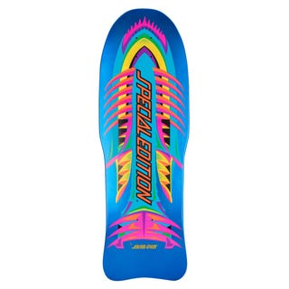 "Santa Cruz Decks - Special Edition Fish 10.14"" Blue"