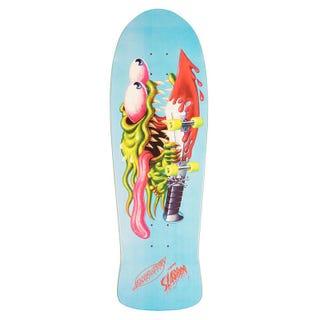 28156c786f Santa Cruz UK Skateboard Decks – Taper Tip – Maple – Reissue