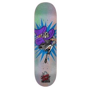 "Santa Cruz TMNT Decks - Shredder 8"" Multi"