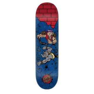 Teenage Mutant Ninja Turtles Skateboard Deck - Bebop / Rocksteady