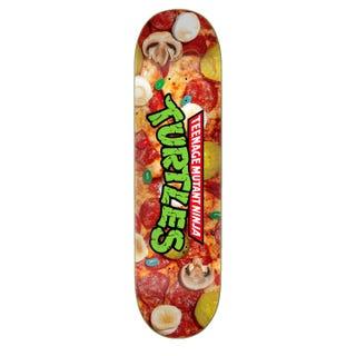 """Teenage Mutant Ninja Turtles Skateboard Deck - Pizza Dude 8.25"""""""