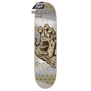 "Santa Cruz - Monyo Hand Taper Tip 8"" Skateboard Deck"