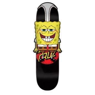 Santa Cruz Skateboards SpongeBob Hanging Out Deck