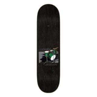 "Santa Cruz Braun Drum Kit Everslick 8.25"" Skateboard Deck"