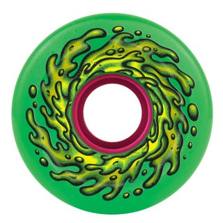 Skateboard Wheels - Santa Cruz Slime Balls OG 78a 66mm Slime Green