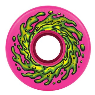 Skateboard Wheels - Santa Cruz Slime Balls OG 78a 66mm Slime Pink