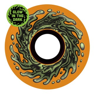 Skateboard Wheels - Santa Cruz Slime Balls OG 78a 60mm Orange Glow