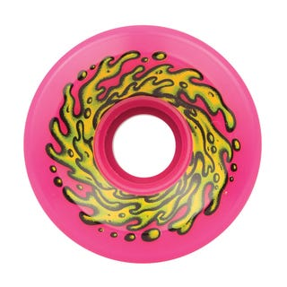 Skateboard Wheels - Santa Cruz Slime Balls OG 78a 60mm Pink
