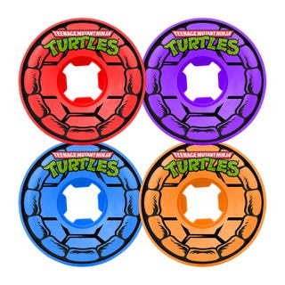 TMNT Slime Ball Vomit Mini 97a 54mm (Pack Of 4)