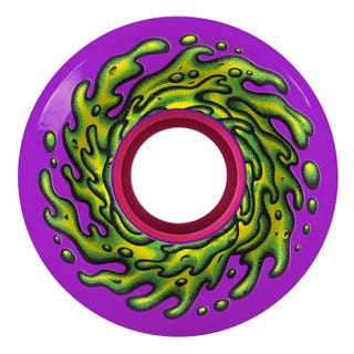 Santa Cruz Slime Ball Wheels UK and Europe - Purple 60mm