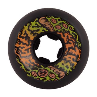 Santa Cruz Wheels - Pukaroni Vomit Mini 97a 56mm Black