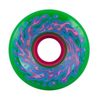 Santa Cruz Shateboard Wheels Slime Balls OG Slime Neon Green