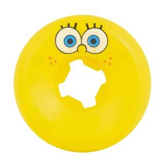 Santa Cruz EU - SpongeBob Face 97a 53mm Skateboard Wheels