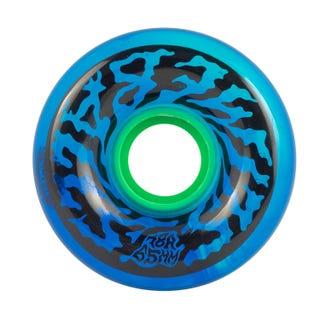Santa cruz Slime Balls Trans Swirl 78a 65mm Blue