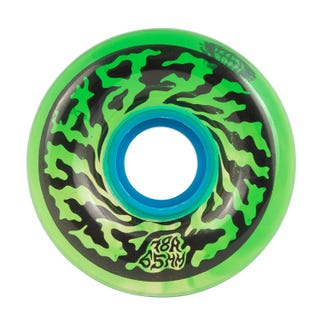 Santa Cruz Slime Balls Trans Swirl 78a 65mm Green