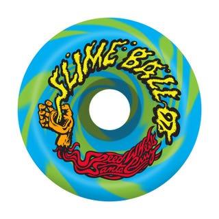 Santa Cruz Slime Balls Vomits Swirl Blue/Green