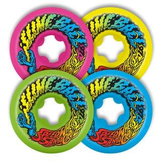 Santa Cruz Slime Balls Vomit Mini Mix Up Wheels