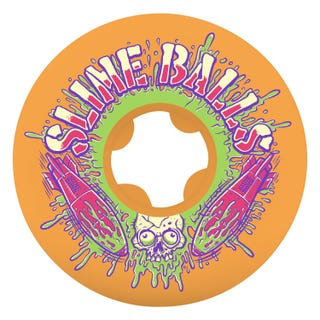 Slime Bombs Speed Balls 99a 54mm (Pack of 4)