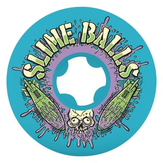 Slime Bombs Speed Balls 99a 56mm (Pack of 4)